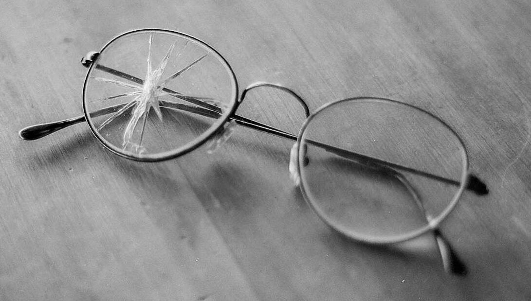 Frame Broke On Glasses : Surprise, More Eisegesis - ijoey.org