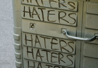 """Haters Gonna Hate"""