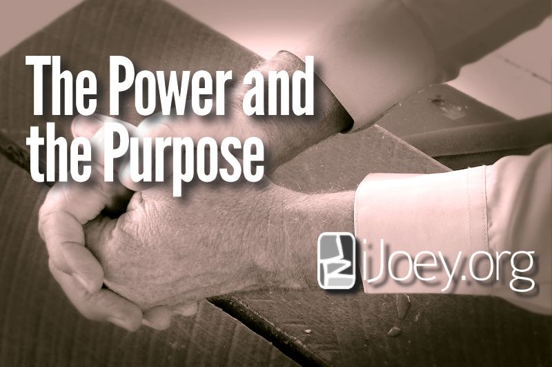 the power and the purpose